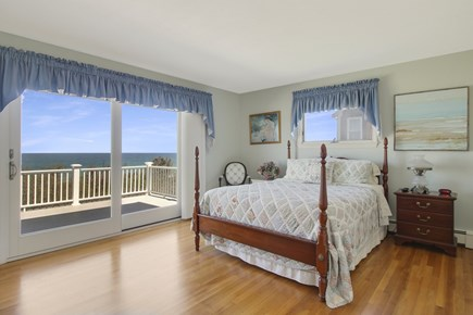 Dennis Cape Cod vacation rental - Master Bedroom- 1st Floor