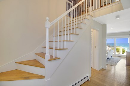 Dennis Cape Cod vacation rental - Staircase