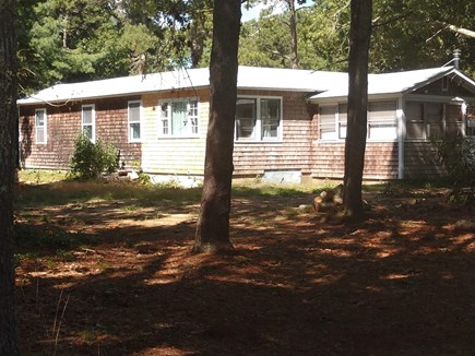 North Eastham Cape Cod vacation rental - Shaded play space for your enjoyment