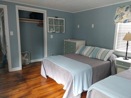 North Eastham Cape Cod vacation rental - Nice big closet and plenty of dresser space