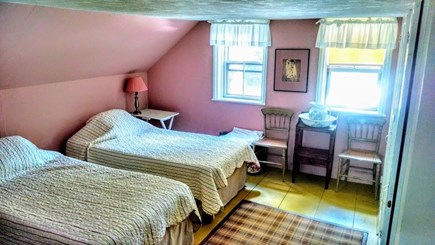 Wellfleet, Pine Point Cape Cod vacation rental - Large upstairs bedroom.