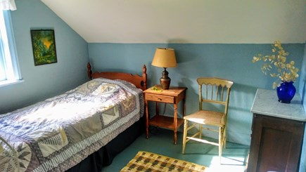 Wellfleet, Pine Point Cape Cod vacation rental - Small upstairs bedroom.