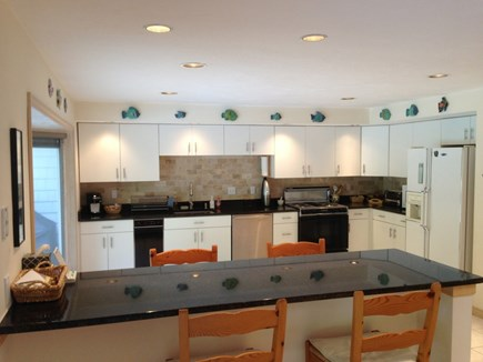 East Falmouth Cape Cod vacation rental - Kitchen complete with everything you need to make any meal