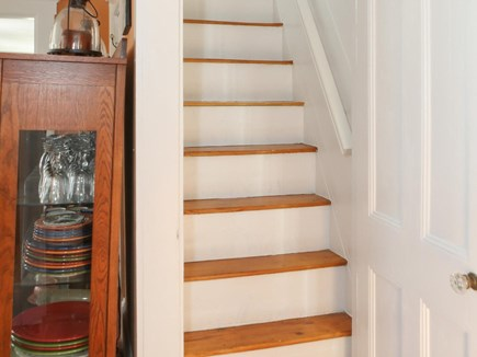 North Eastham Cape Cod vacation rental - Stairs to 2nd floor