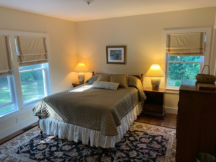 Orleans- East Orleans Cape Cod vacation rental - Master bedroom with walk in closet (not visible in pict)