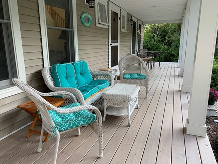 Orleans- East Orleans Cape Cod vacation rental - Front Porch