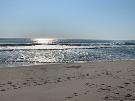 Orleans- East Orleans Cape Cod vacation rental - Nauset Beach is only .8 mile from our house