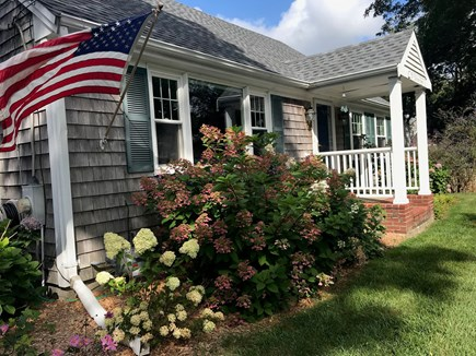 Falmouth Heights Cape Cod vacation rental - Front of house.