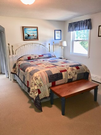 Falmouth Heights Cape Cod vacation rental - Second floor queen.
