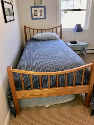 Falmouth Heights Cape Cod vacation rental - Second floor twin (1st bed).