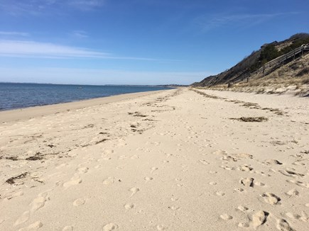 Truro Cape Cod vacation rental - Beautiful private association beach with amazing sunsets.