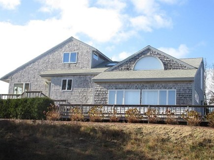 Truro Cape Cod vacation rental - View of the the house from the street