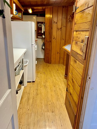 Wellfleet Cape Cod vacation rental - Kitchen entrance from sun porch.