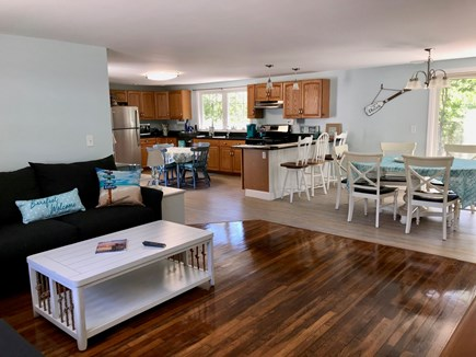 South Yarmouth Cape Cod vacation rental - Open layout