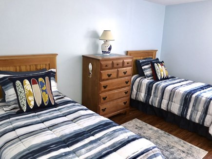 South Yarmouth Cape Cod vacation rental - Twin bedroom 1
