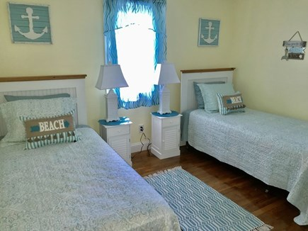 South Yarmouth Cape Cod vacation rental - Twin bedroom 2