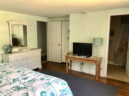 South Yarmouth Cape Cod vacation rental - ...and tv...