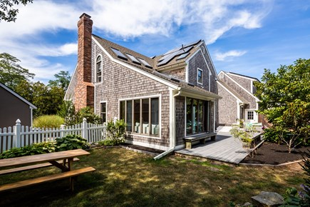 Orleans Cape Cod vacation rental - Spacious, nicely updated home with lots of private outdoor space