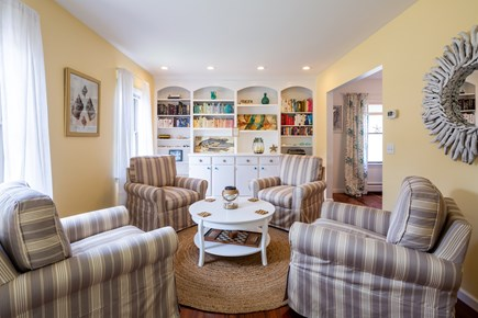 Orleans Cape Cod vacation rental - Sitting room - plenty of seating areas throughout the house