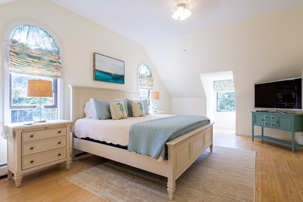 Orleans Cape Cod vacation rental - Master bedroom with king bed on second floor
