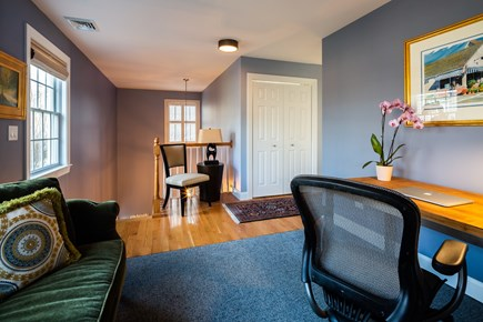 Provincetown Cape Cod vacation rental - Office