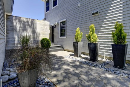Provincetown Cape Cod vacation rental - Home side view