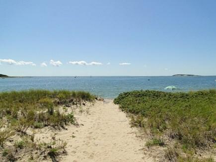 Wellfleet Cape Cod vacation rental - Beautiful Mayo Beach on Cape Cod Bay is just 200 yards away!