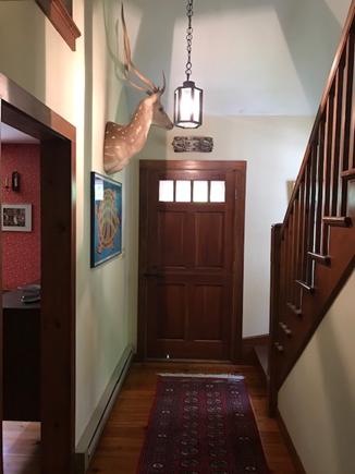 Wellfleet Cape Cod vacation rental - Foyer- Welcome!