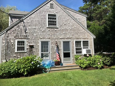 Wellfleet Cape Cod vacation rental - Secluded but only a 3 minute walk to the each