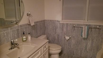 West Yarmouth Cape Cod vacation rental - Master bathroom