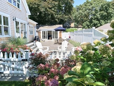 Harwich Port, Wychmere Harbor  Cape Cod vacation rental - Yard & patio