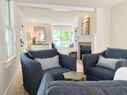 Harwich Port, Wychmere Harbor  Cape Cod vacation rental - Living room