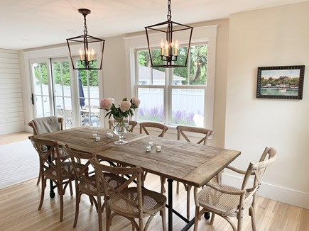 Harwich Port, Wychmere Harbor  Cape Cod vacation rental - Dining room