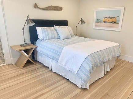 Harwich Port, Wychmere Harbor  Cape Cod vacation rental - Downstairs bedroom with queen size bed & full bath