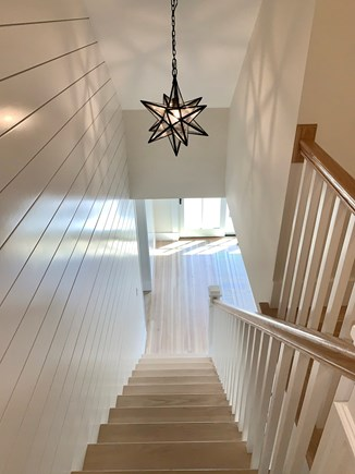 Harwich Port, Wychmere Harbor  Cape Cod vacation rental - Staircase