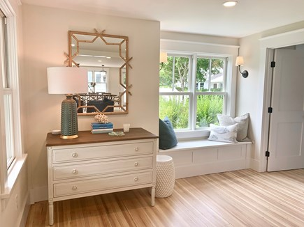 Harwich Port, Wychmere Harbor  Cape Cod vacation rental - Living room & window seat