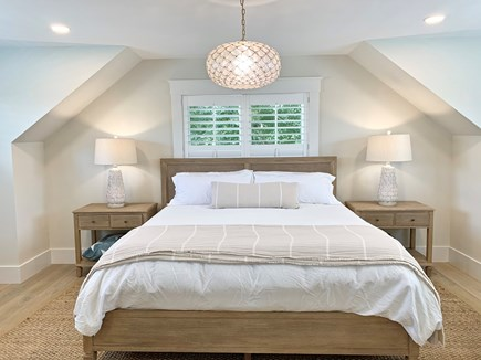 Harwich Port, Wychmere Harbor  Cape Cod vacation rental - Master bedroom