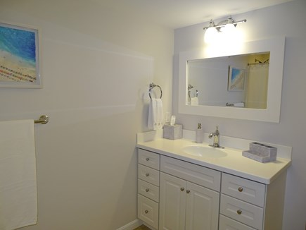 Eastham Cape Cod vacation rental - Spacious second full bathroom with large shower