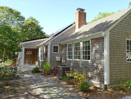 Eastham Cape Cod vacation rental - Sunny bright home on quiet private road