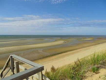 Eastham Cape Cod vacation rental - Walk 3/10 mile to a pristine private beach