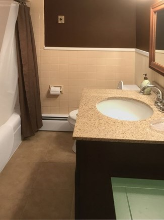 North Eastham Cape Cod vacation rental - Second full bathroom