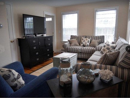 Hyannis Cape Cod vacation rental - Cozy Living room