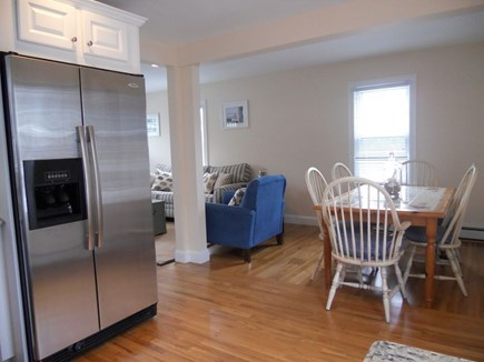 Hyannis Cape Cod vacation rental - Dining area from kitchens