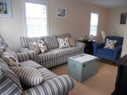 Hyannis Cape Cod vacation rental - Inviting living room