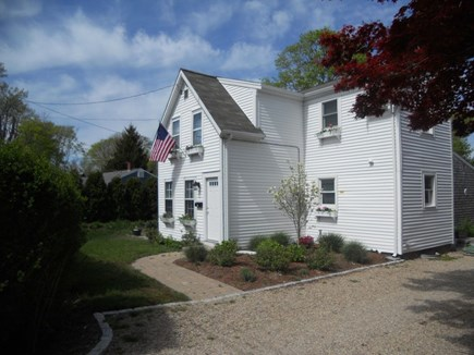 Hyannis Cape Cod vacation rental - Welcoming Front