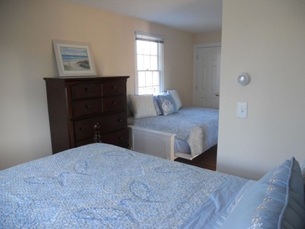Hyannis Cape Cod vacation rental - Room with queen and full bed