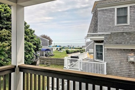 Falmouth Cape Cod vacation rental - Views from deck