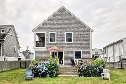 Falmouth Cape Cod vacation rental - Back yard