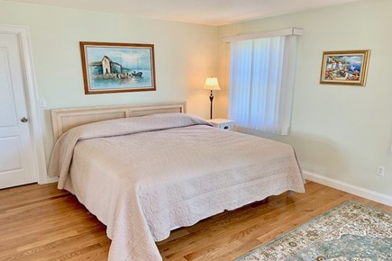 Falmouth Cape Cod vacation rental - Master