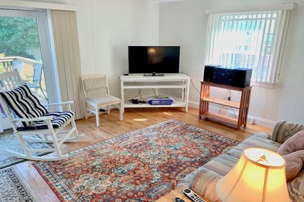 Falmouth Cape Cod vacation rental - Lower level